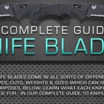 Knife Blades Infographic