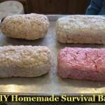MIY Homemade Survival Bars