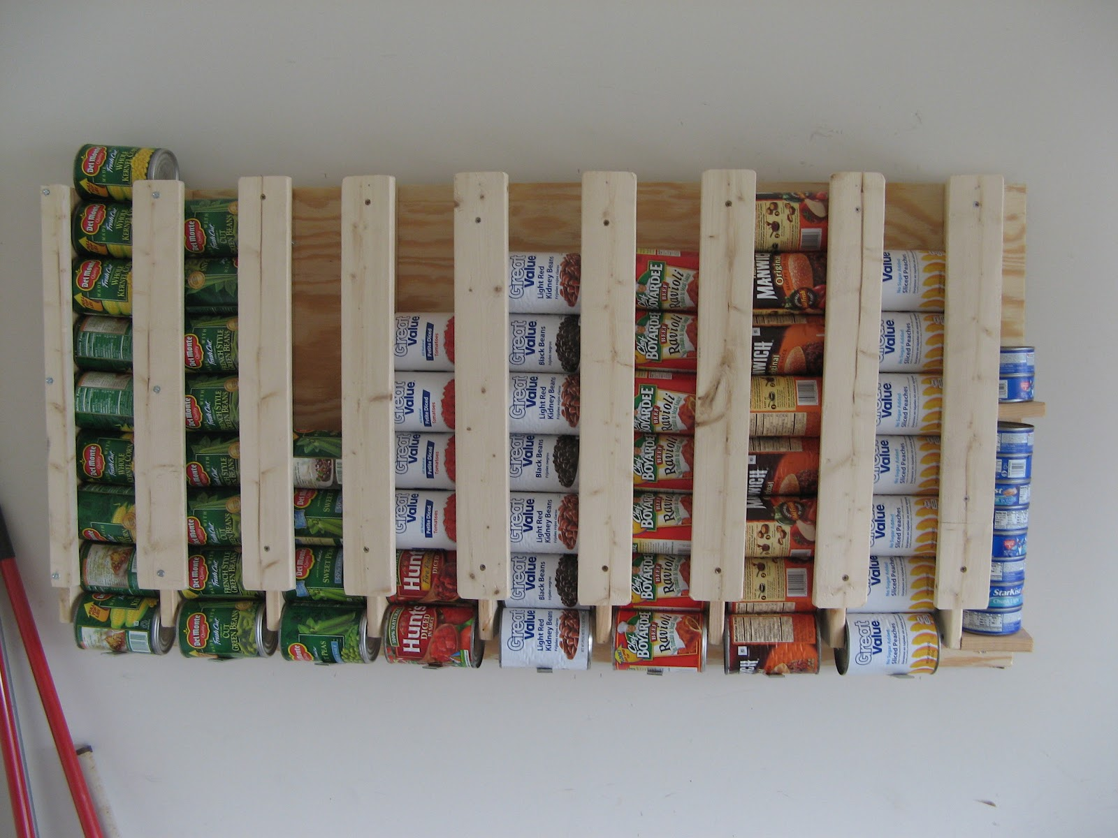 Diy Canned Goods Storage The Prepared Page
