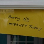 How To Use The Internet When Its Gone