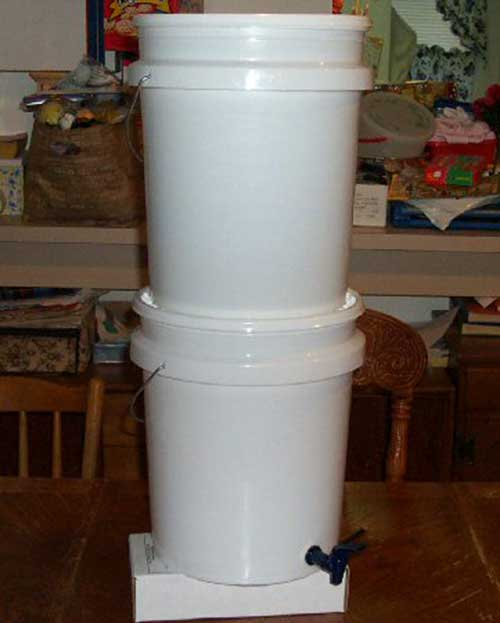 Diy berkey water filter the prepared page for Homemade waterfall filter