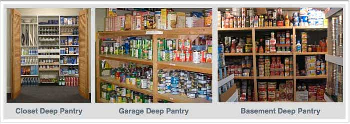 All About Home Food Storage The Prepared Page