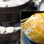 MIY Dutch Oven Bread