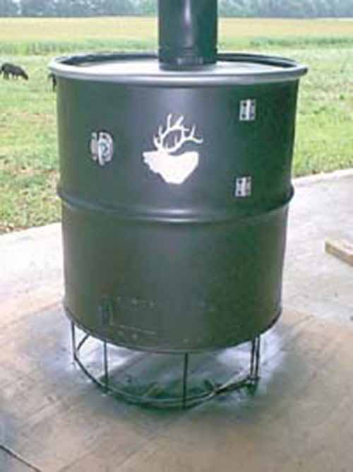 Diy Portable Woodstove The Prepared Page