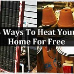 5 Easy Ways To Heat Your Home For Free