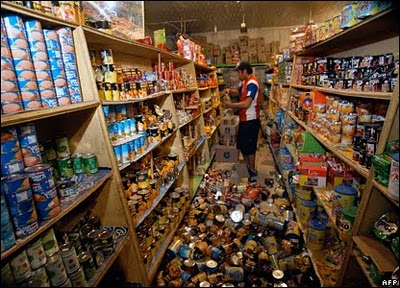 Earthquake Proof Your Pantry The Prepared Page