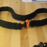 DIY Paracord Survival Belt & ER Uses for Paracord