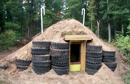 Diy root cellar and storm shelter the prepared page for How to build your own house in florida