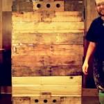 DIY: Pallet Smokehouse