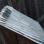 Shingles & Siding From Soda or Beer Cans
