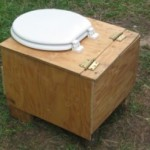 Inexpensive Composting Toilet
