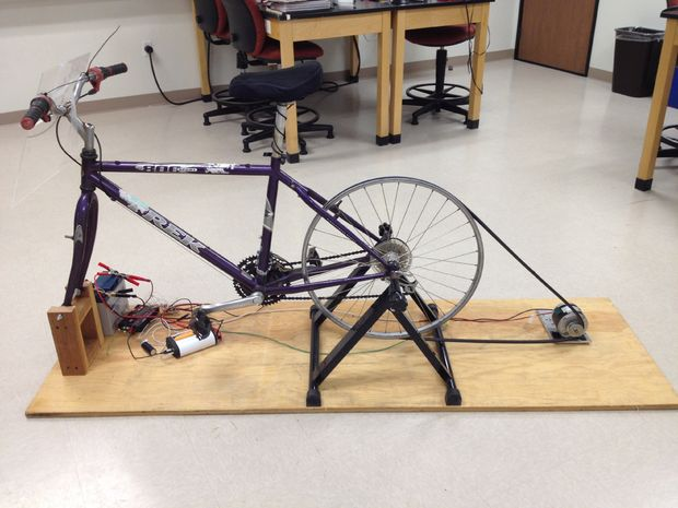 Diy Bike Generator The Prepared Page