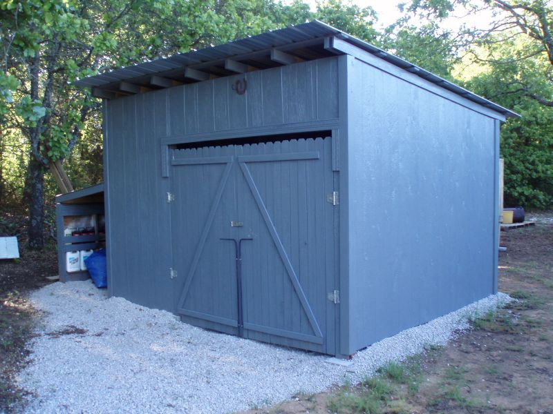 Diy wood pallet shed the prepared page for Shed project