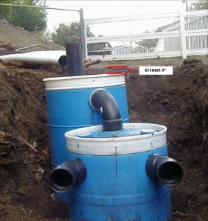Diy septic systems the prepared page for How to build a septic tank