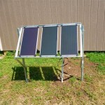 DIY Solar for an Outbuilding