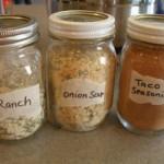 12 Homemade Spice Mixes