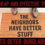 Cheap Effective Tips To Keep Your Home Safe