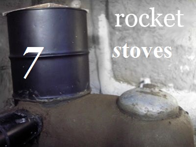 7 Ways To Build A Rocket Stove