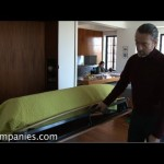 Space Saving Furniture Makes 1 Room Into 2 or 3