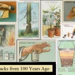 10 Lifehacks from 100 Years Ago