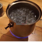 Beer or Soda Can Camp Stove