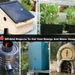 14 Projects To Cut Energy & Water Usage