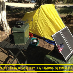 DIY Portable Solar Power Unit