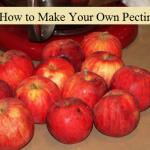 How to MIY Pectin