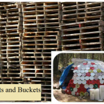 Pallets and Buckets