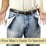 Poor Man's Guide To Survival Gear