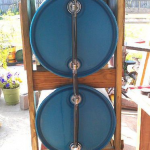 How To Build a 3 Drum Rain Collection System