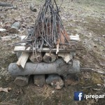 Build a Self Feeding Fire