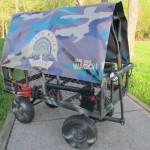 Children's Bug Out Wagon (Last Ditch Concept)