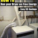 Reduce Your Dryer's Annual Energy Costs