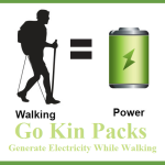 Go Kin Packs – Generate Electricity By Walking – Updated