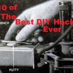 110 of the  Best DIY Hacks Ever
