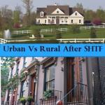 Urban Vs Rural After SHTF