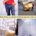 The Basic House – Fold and Carry Shelter