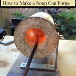 DIY Soup Can Forge