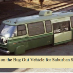 Thoughts on a Bug Out Vehicle for the Suburban Survivalist