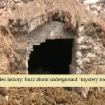 Hidden history: A buzz about underground 'mystery room'