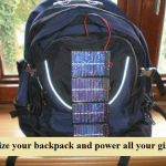 Solarize Your Backpack (DIY)