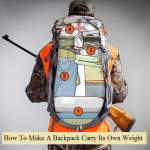 Make A Backpack Carry Its Own Weight