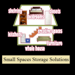 Small Spaces Storage Solutions