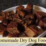 Homemade Dry Dog Food