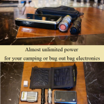 Almost unlimited power for your electronics