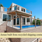 Build from Recycled Shipping Containers!