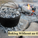Baking  Without an Oven