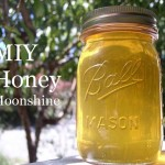MIY Honey Moonshine