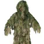 DIY Camouflage Ghillie Suit